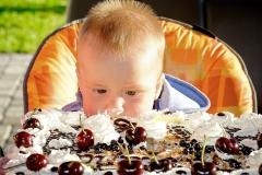 Dzimsanas dienas kūka.
