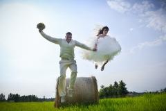 Līgava lec
